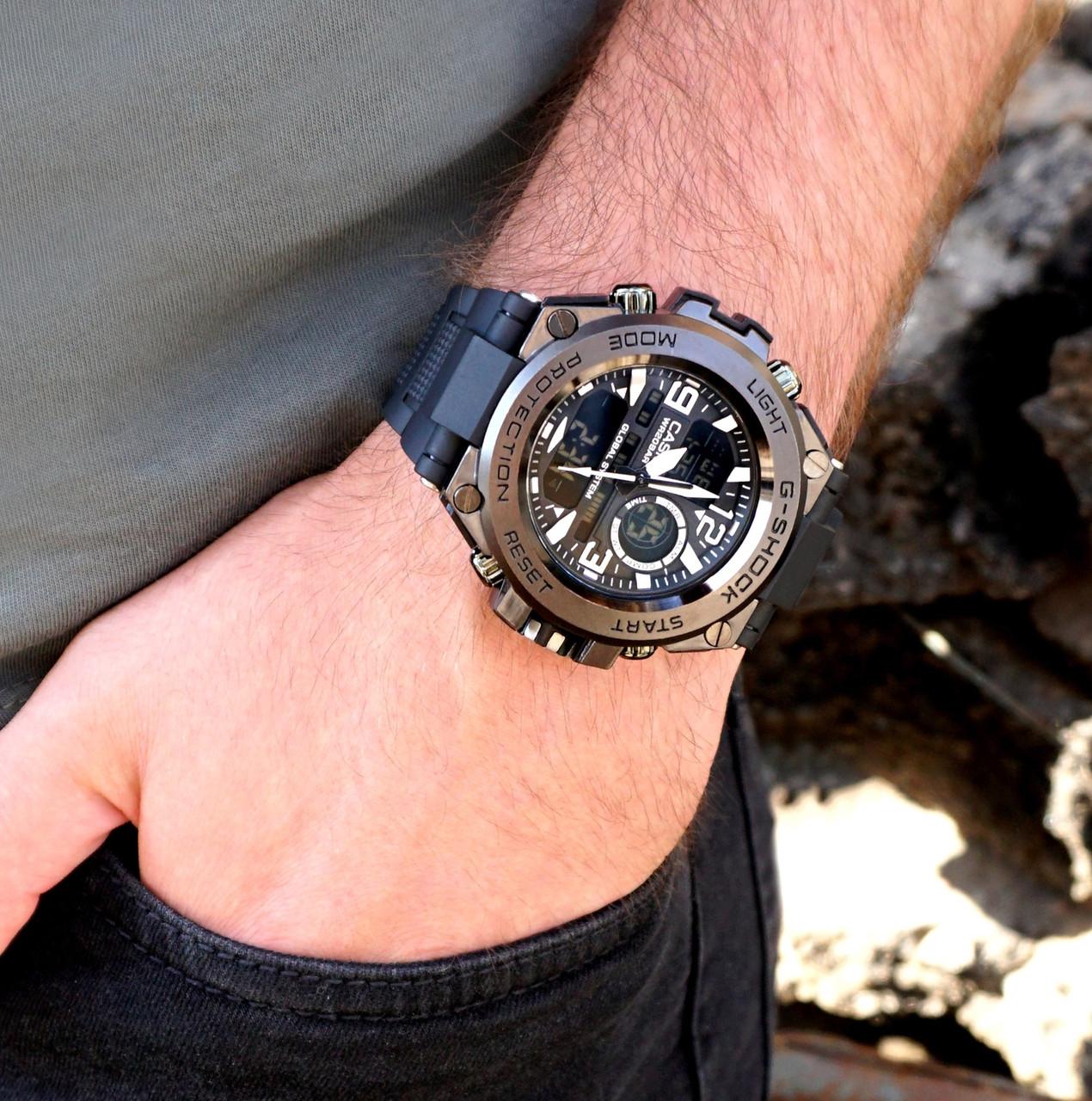 Часы Casio G-Shock GLG-1000