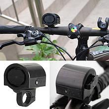 Электронный звонок для велосипеда