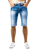 Мужские джинсовые шорты.Новинка 2015