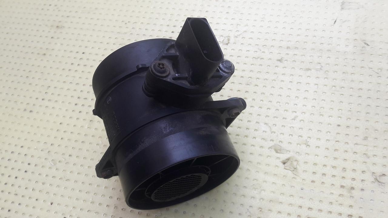 Расходомер воздуха датчик массового расхода воздуха Mercedes W211 W220 W209 CDI A6460940048 0281002535