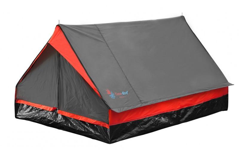 Туристическая палатка 2-местная Minipack 2 Time Eco
