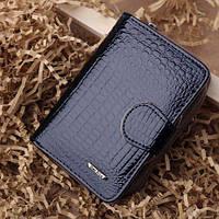 Кожаный кошелек женский, фото 1