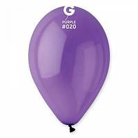 """Шары 12"""" 30 см кристалл фиолетовый №20"""