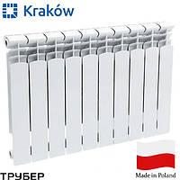Радиатор биметаллический Standart Krakow 350 D1 350х80х80мм