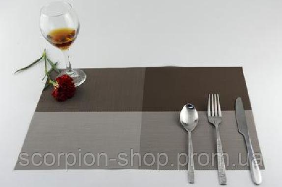Салфетки сервировочные под тарелки (45*30 см) 6 шт в упаковке