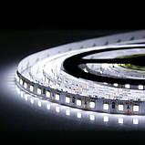 Светодиодная лента B-LED 3528-120 W IP65 белый, герметичная, 1м, фото 2