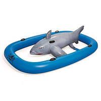 Надувной плотик акула Bestway 41124