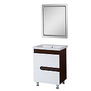 Комплект мебели для ванной комнаты Пандора/Симпл-Венге СВ-60-30-Z-1880-P