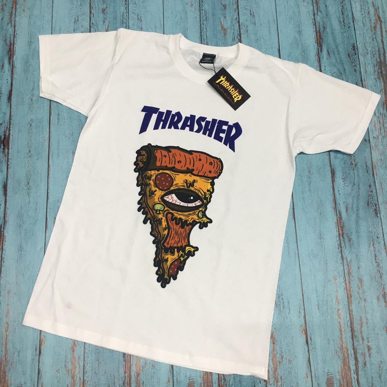 Футболка принтом Thrasher New |