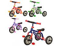 Детский трех колесный велосипед Bambi M 0688-3
