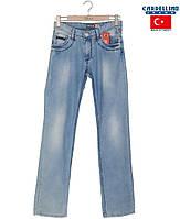 Джинсы молодежные,Летние мальчуковые джинсы.