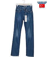 Джинсы подростковые,Синие мужские джинсы.Юниор