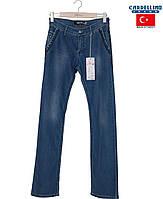 Джинсы подростковые,Синие молодежные джинсы.