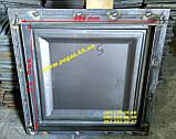Дверцята під коптилку металева (480х480) мангал, барбекю, фото 2