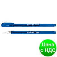 Ручка гелевая ECONOMIX TURBO 0,5 мм, синяя E11911-02