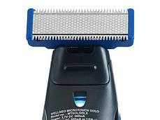 Триммер Micro Touch Solo   машинка для стрижки бороды 3 в 1   бритва мужская, фото 3
