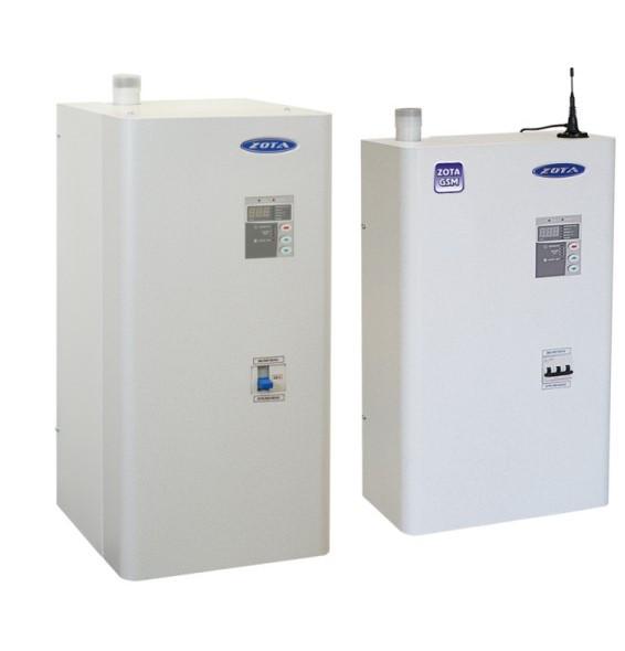 Электрический котел с электродами для отопления квартиры
