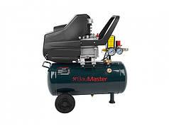 Компрессор BauMaster AC-9315X (1.5 кВт, 210 л/мин, 24 л)