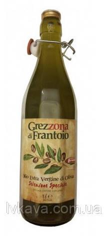 Оливковое масло не фильтрованное  Extra Vergine Grezzona di Frantoio, 1 л, фото 2