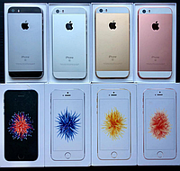 Apple iPhone SE 16 GB Gold / Rose / Space Gray / Silver