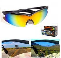 Антибликовые солнцезащитные очки для водителей Tag Glasses