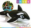 """Надувная игрушка для плавания """"Whale Ride-On"""" Intex, фото 7"""
