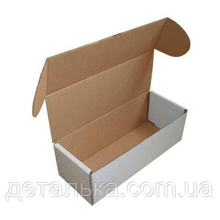 Самосборные картонные коробки 480*125*95 мм., фото 2