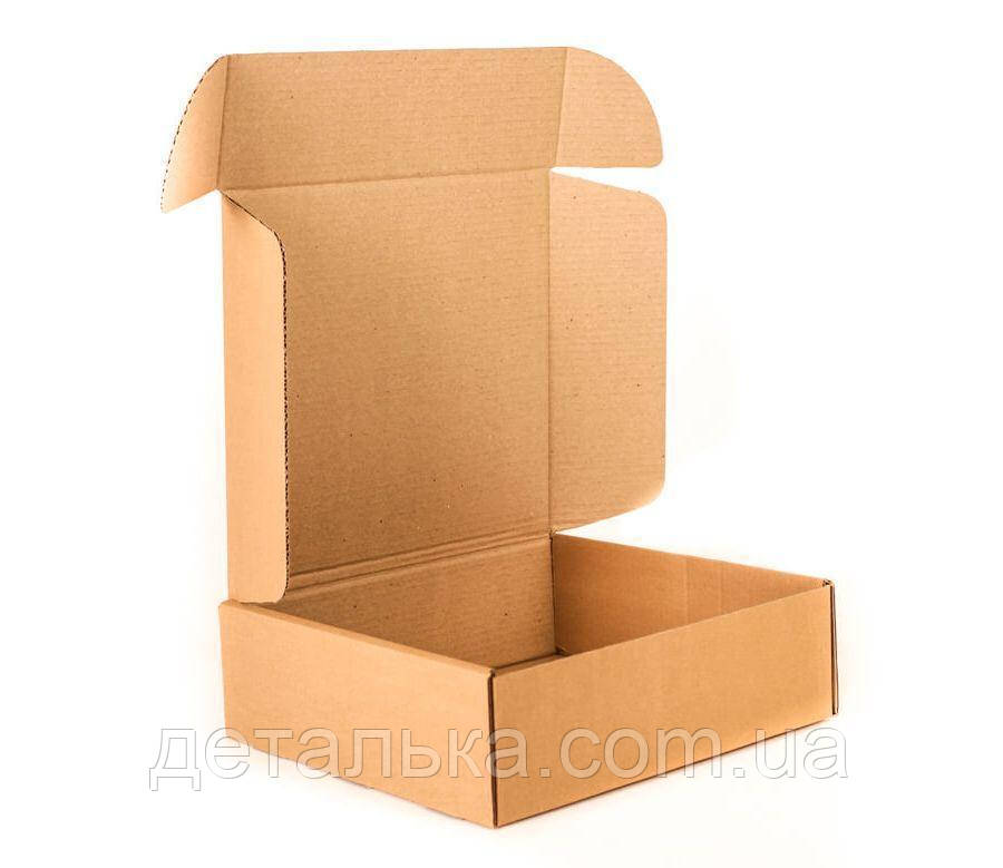 Самозбірні картонні коробки 496*390*52 мм.
