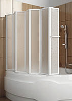 Шторка для ванны Aquaform Novum 7 полистирол 170-31474