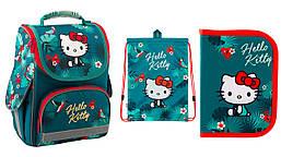 Школьный набор 3в1 Kite Education Hello Kitty HK19-501S