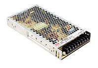 Блок питания Mean Well LRS-200-24 В корпусе 211,2 Вт 24 В 8,8 А (AC/DC Преобразователь)