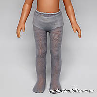 Колготки серые для кукол Паола Рейна