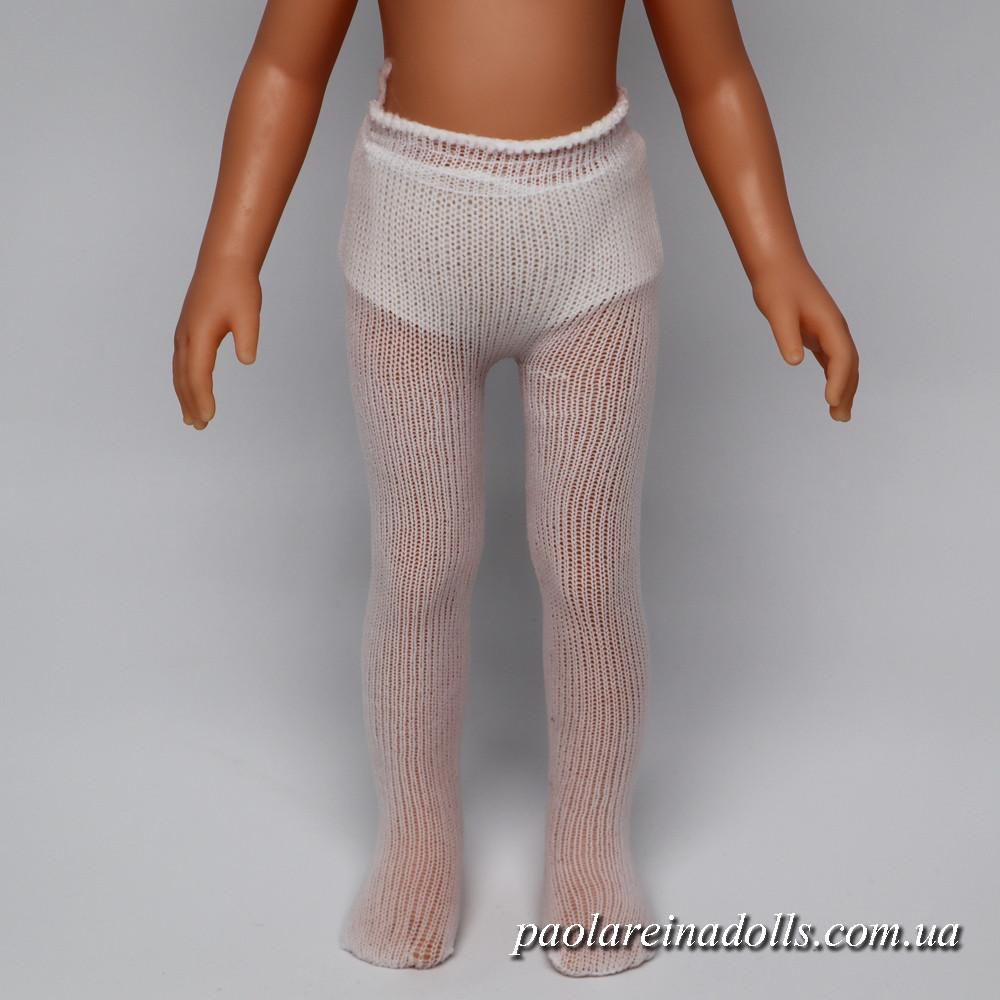 Колготки белые для кукол Паола Рейна
