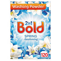 Порошок для стирки Bold Spring лотос 2 in 1 120 стир.