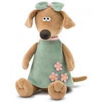 Мягкая игрушка ORANGE Собака Жужа, 30 см (7646/20)