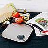 Функціональні електронні ваги для кухні MAGIO MG-792 (нержавійка) 5кг, фото 3