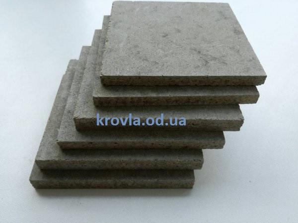 Цементно-стружечная плита (ЦСП) 8 мм
