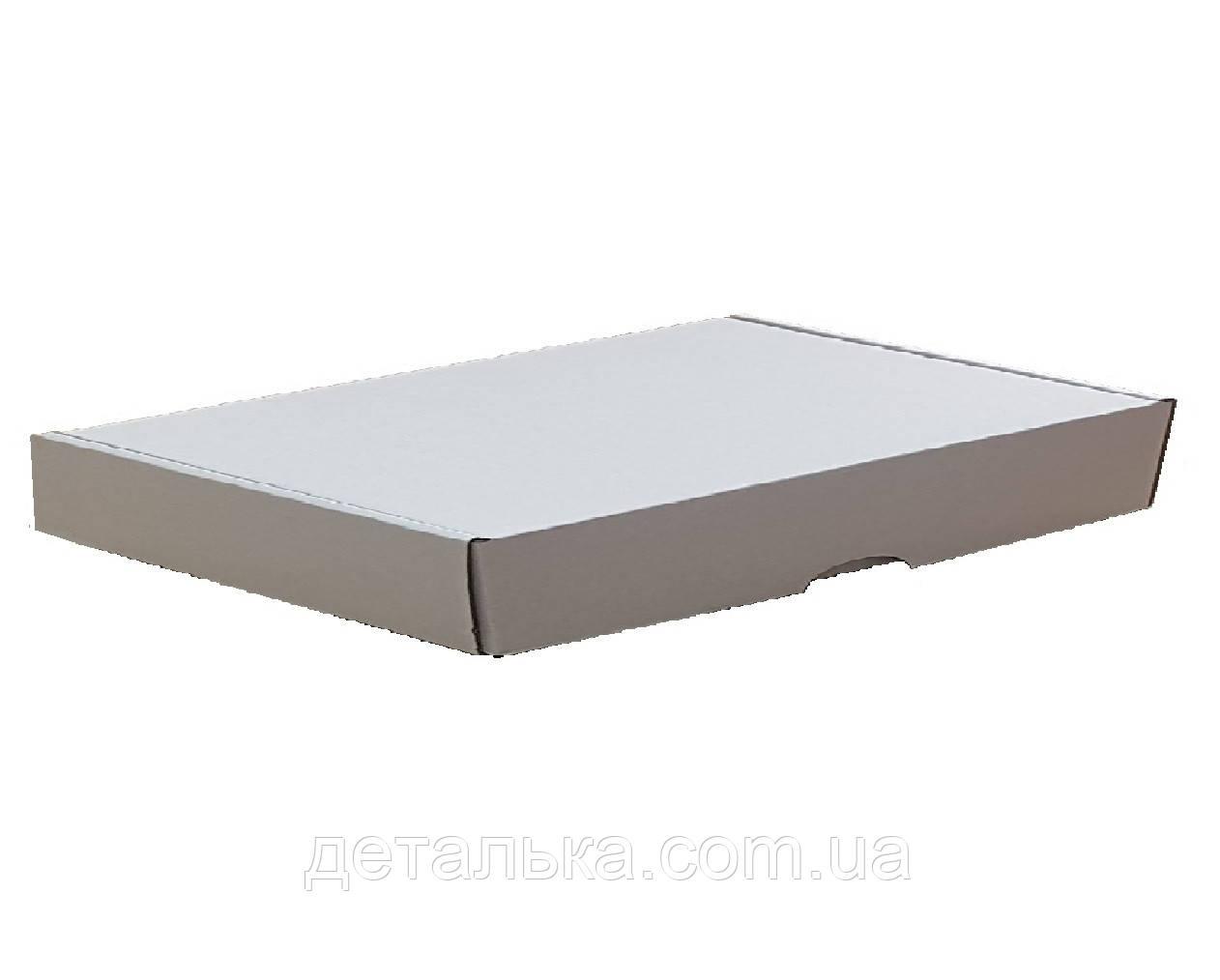 Самосборные картонные коробки 350*250*25 мм.