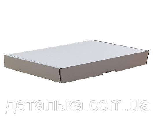 Самосборные картонные коробки 350*250*25 мм., фото 2