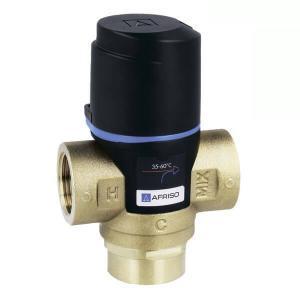 """Термостатический клапан Afriso ATM 341 G 3/4"""" DN 15 20-43°С (арт. 1234110)"""