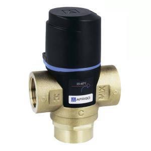 """Термостатический клапан Afriso ATM 341 G 3/4"""" DN 15 20-43°С (арт. 1234110), фото 2"""