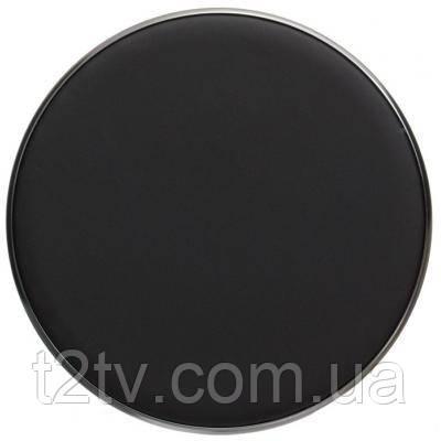 Зарядний пристрій Remax Infinite wireless charger, 5W, black (RP-W10-BLACK)