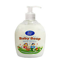 Крем-мыло для детей Flower Shop с экстрактом ромашки и календулы 300 мл