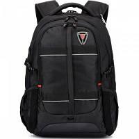 Рюкзак для ноутбука Continent 16'' Black (BP-302 BK)