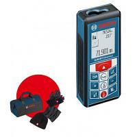 Дальномер BOSCH PT GLM 80 лазерный + набор + сумка (0.615.994.0M2)