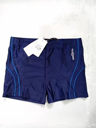 Шорты-плавки мужские POLOVI синий 0402 (есть 48 50 52 54 размеры), фото 2