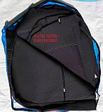 Чохли на сидіння Хюндай Матрікс, Автомобільні чохли для Hyundai Matrix 2001-2010 повний комплект Nika, фото 8