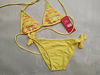 Купальник для девочек SAME GAME  515 Бритни желтый (есть 8 10 12 14 16 лет размеры)