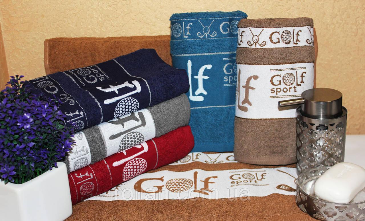 Банные турецкие полотенца Gulcan GOLF