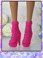 Обувь для кукол Барби - ботинки